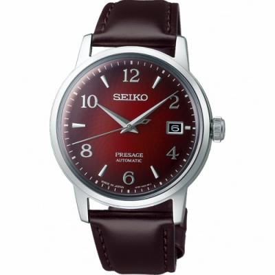 SEIKO精工 Presage Cocktail 調酒師系列機械錶 4R35-04A0R SRPE41J1