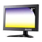 奇巧 8吋多功能IPS LED寬螢幕液晶顯示器(AV、BNC、VGA、HDMI)