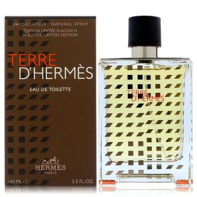 HERMES TERRE D HERMES  LIMITED EDITION 大地淡香水(2019限量版) 100ml
