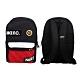 NIKE 大型後背包-F.C. 足球系列 雙肩包 肩背包 旅行包 BA6159-010 黑紅黃白 product thumbnail 1