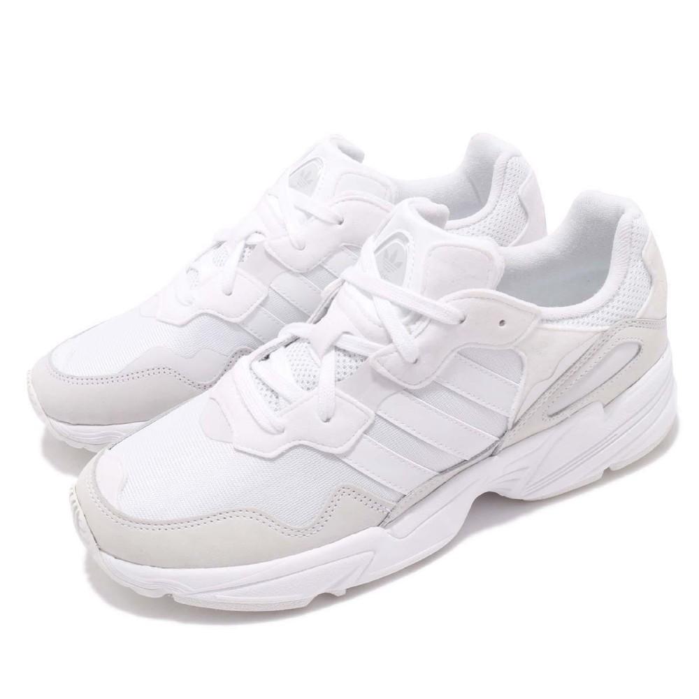 adidas 休閒鞋 YUNG-96 低筒 運動 男鞋 @ Y!購物