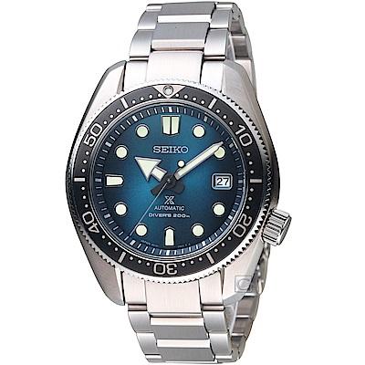 SEIKO精工PROSPEX DIVER SCUBA潛水機械特別版套錶(SPB083J1)