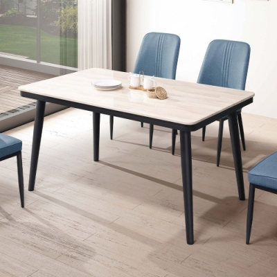 H&D 弗格斯4.5尺石面桌