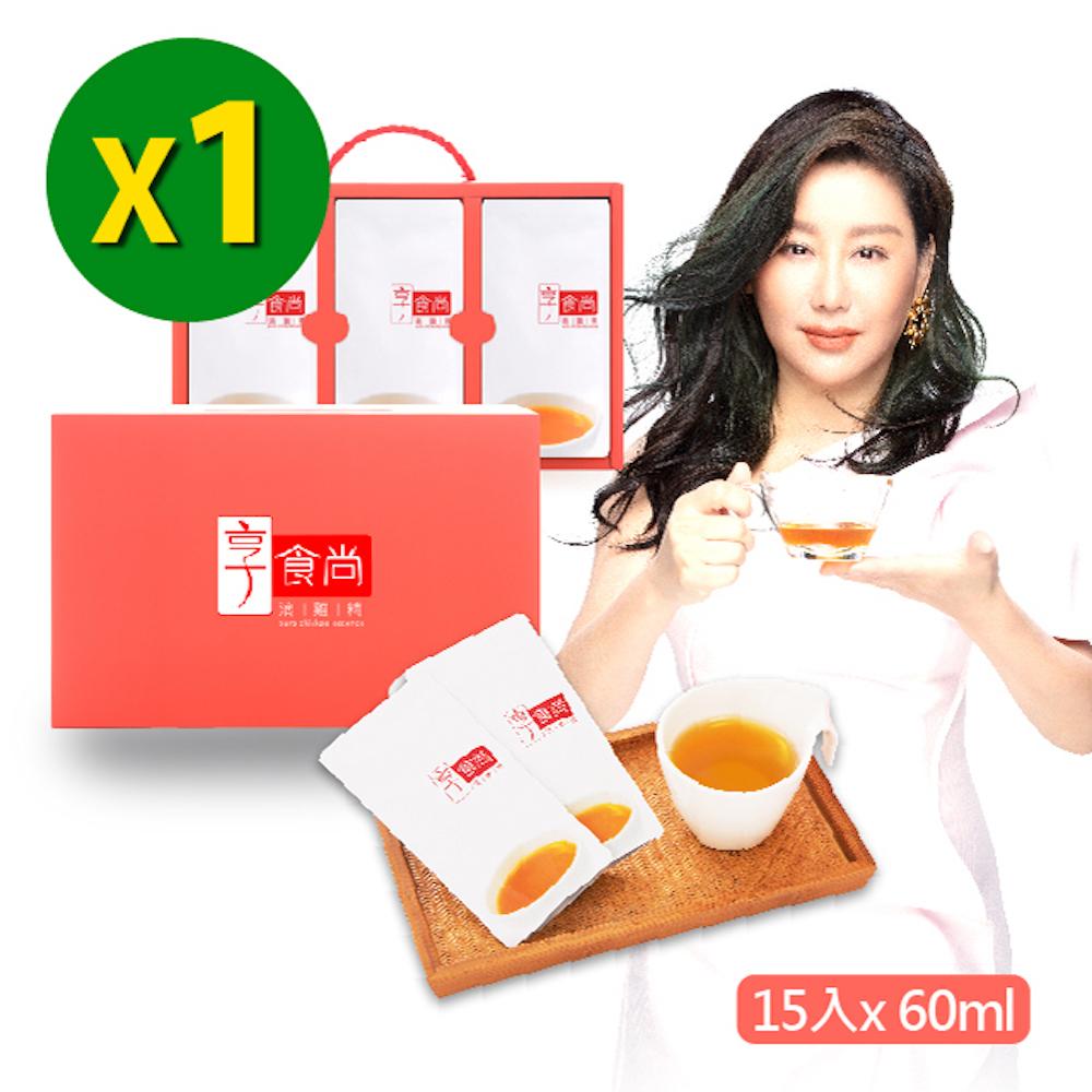 享食尚滴雞精15入 (60ml/入)