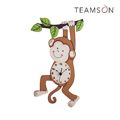 Teamson 叢林探險木製時鐘(3款)