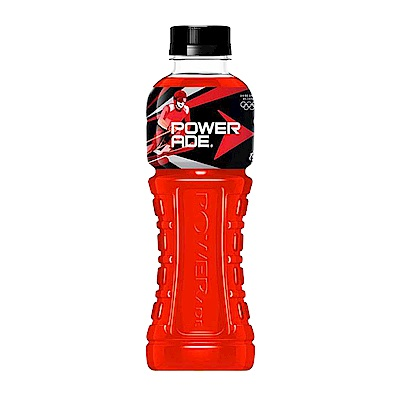 POWERADE 運動飲料(紅色威力)600ml