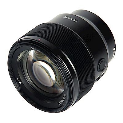 SONY FE 85mm F1.8 標準至中距定焦鏡頭*(平輸)