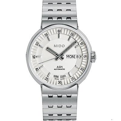 MIDO 美度 All Dial 羅馬競技場系列機械錶-38mm M833041113