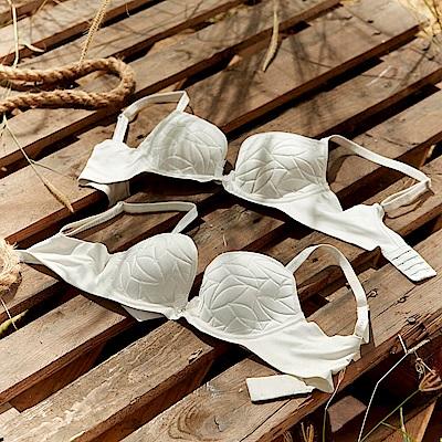 瑪登瑪朵 身呼吸內衣  B-E罩杯(素雅灰)