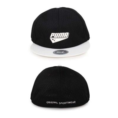 PUMA 基本系列蓋帽 黑白
