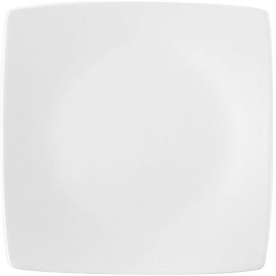 《EXCELSA》陶製方型平盤(象牙白M)