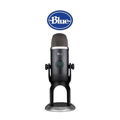 美國Blue yeti X 雪怪 USB麥克風 (黑色)