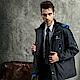 Valentino Rudy范倫鐵諾.路迪防水透氣連帽機能外套-丈青+寶藍 product thumbnail 1