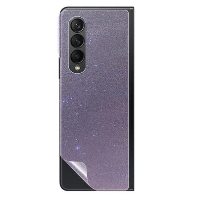 o-one大螢膜PRO 三星SAMSUNG Galaxy Z Fold 3 5G 滿版手機背面保護貼-鑽石款
