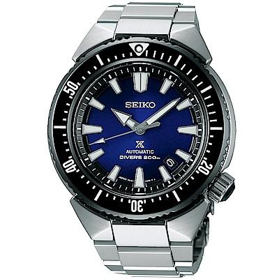 SEIKO精工 PROSPEX Scuba深海猛龍200米潛水機械錶(SBDC047J)