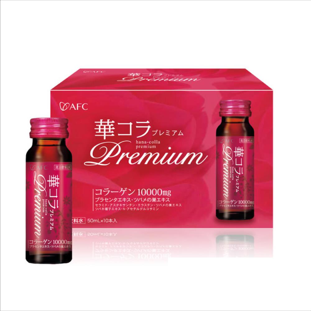 【AFC宇勝】美妍拉提Premium膠原蛋白飲10瓶/盒