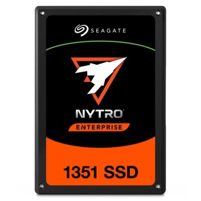 Seagate【光速號Nytro 1351】1.92TB 2.5吋 SATAIII SSD固態硬碟(XA1920LE10063)