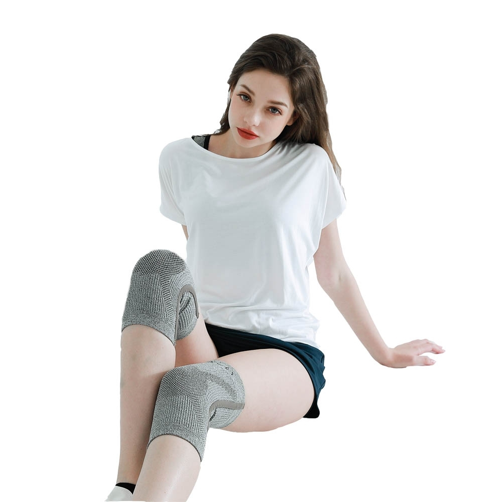 【京美】 長效支撐X型舒緩護膝 兩雙