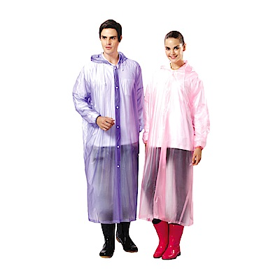 金德恩 達新牌 全開一件式雨衣 珍珠三代ONE SIZE