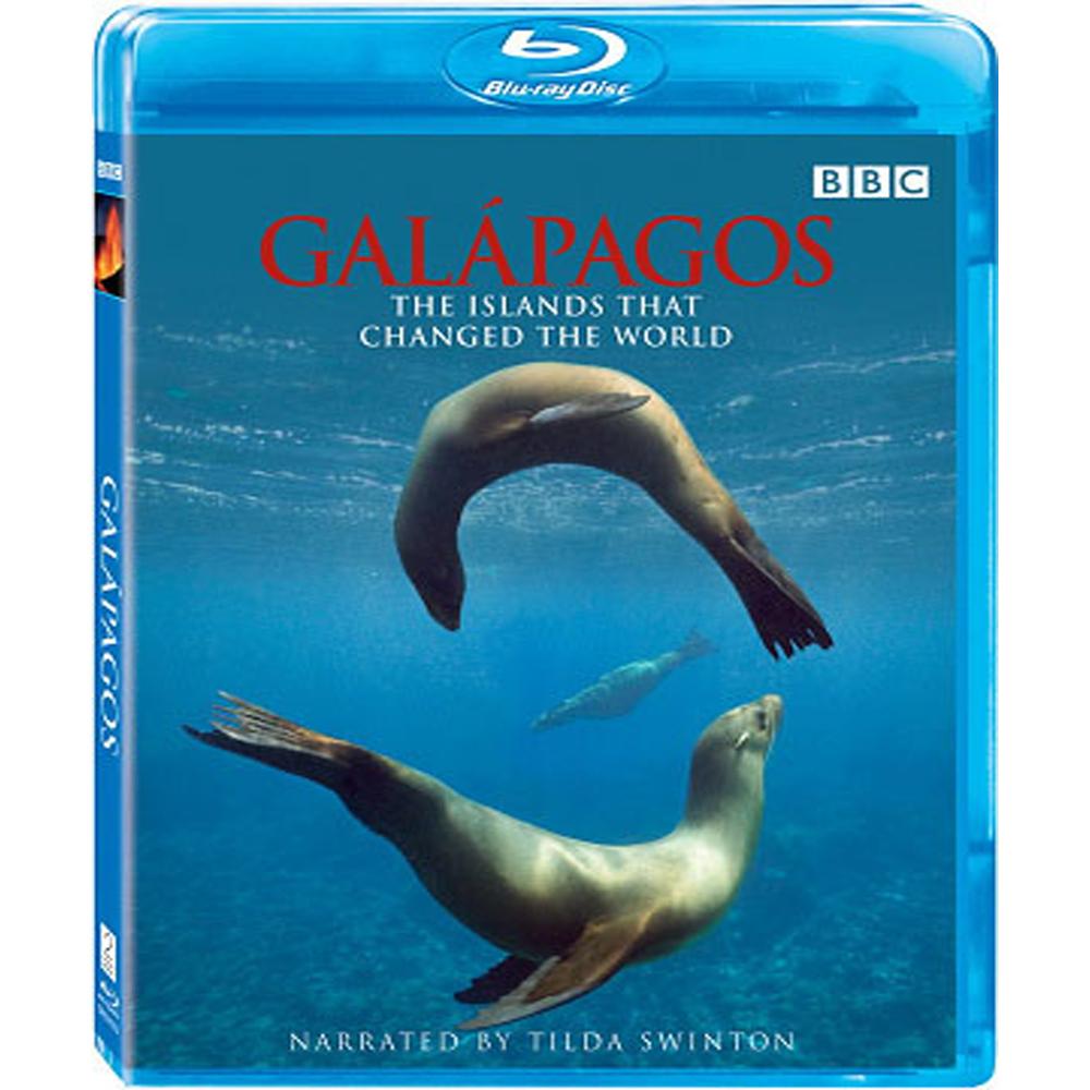 BBC 加拉巴哥群島  藍光 BD