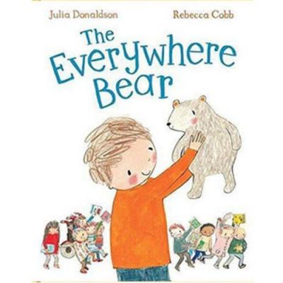 The Everywhere Bear 大家的小熊精裝繪本