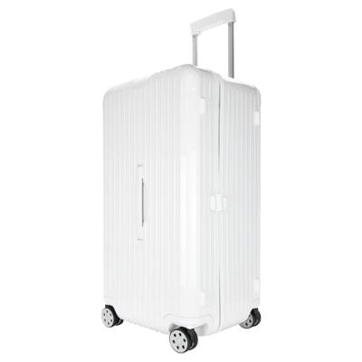 RIMOWA ESSENTIAL Trunk Plus 31吋大型運動旅行箱(雪白)