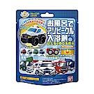 日本Bandai-勤務車入浴球1入(隨機出貨)