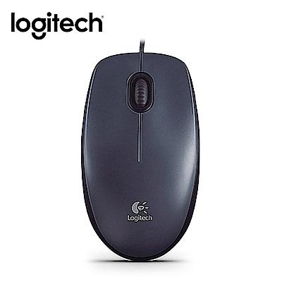 羅技 M100r 有線滑鼠