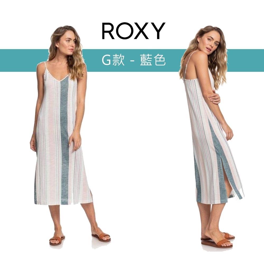 【獨家39折起】ROXY精選女裝/洋裝$888 (任選) (尺寸XS-M) (G款-藍色)