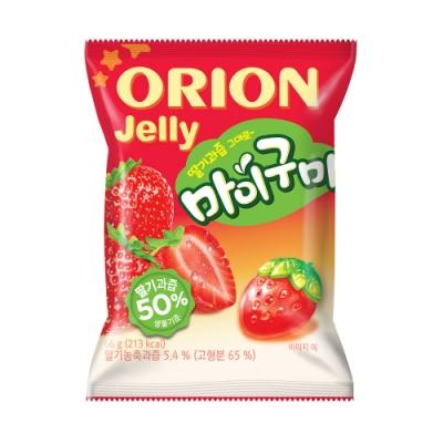 好麗友 草莓QQ軟糖(66g)