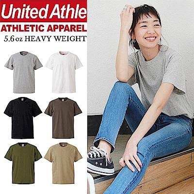 [時時樂限定]日本United Athle經典重磅短T 亞規 素T UA冠軍