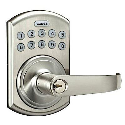 PTRS0S00 東隆電子鎖 EZSET 電子式按鍵密碼板手鎖