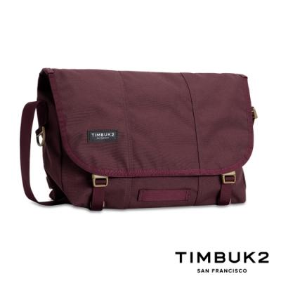 Timbuk2 Flight Classic 13 吋輕量經典郵差包 - 酒紅