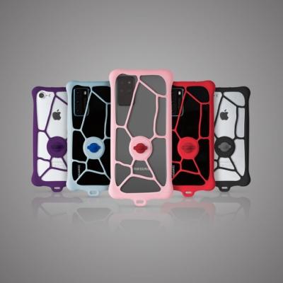 【Bone】 - 手機泡泡綁二代 -蘋果安卓通用款手機防摔保護套