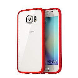Araree Galaxy S6 防摔邊框透明殼