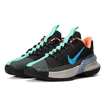 NIKE 籃球鞋 運動鞋 包覆 緩震 男鞋 黑綠 CQ9329004  AMBASSADOR XIII
