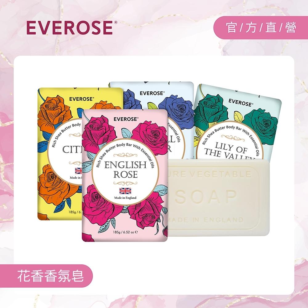 Everose 愛芙蓉 香水柔嫩皂185g (花果香調)