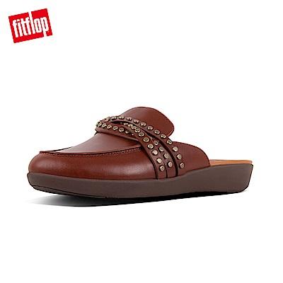 FitFlop SERENE時尚穆勒鞋琥珀色