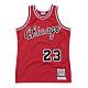 M&N Authentic球員版復古球衣 公牛隊 84-85 #23 Michael Jordan product thumbnail 1