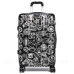 Aaronation-24吋 Roberta系列行李箱-URA-R160924