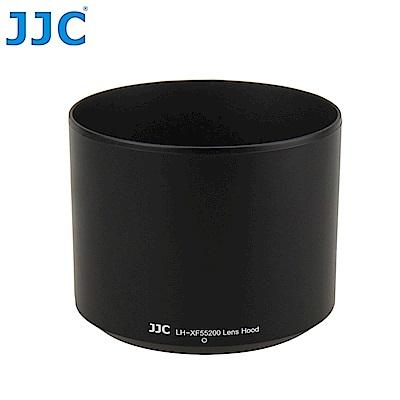 JJC副廠Fujifilm XF55200遮光罩(黑色圓筒)