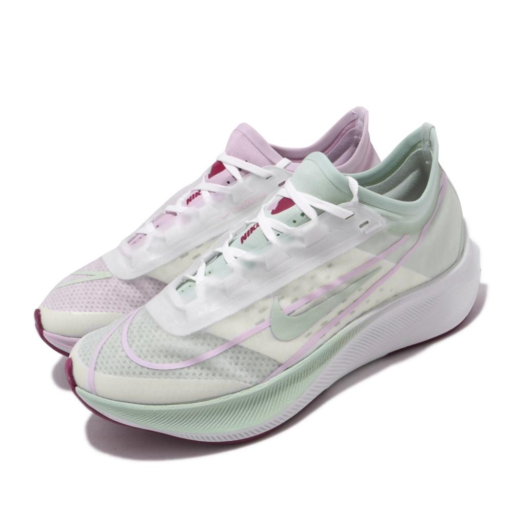 Nike 慢跑鞋 Zoom Fly 3 運動 女鞋