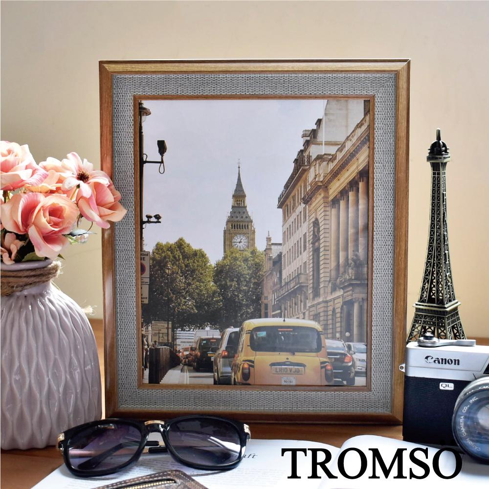 TROMSO 南法國度木紋8x10相框