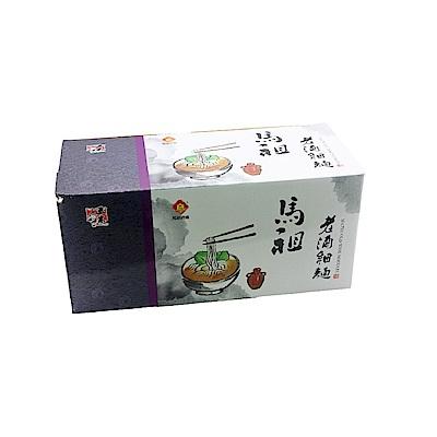 五木 馬祖老酒細麵(95g*12入)