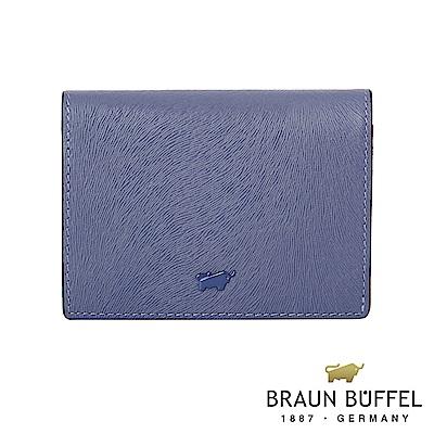 BRAUN BUFFEL - 奧菲莉亞V系列5卡名片夾 - 薰衣草紫