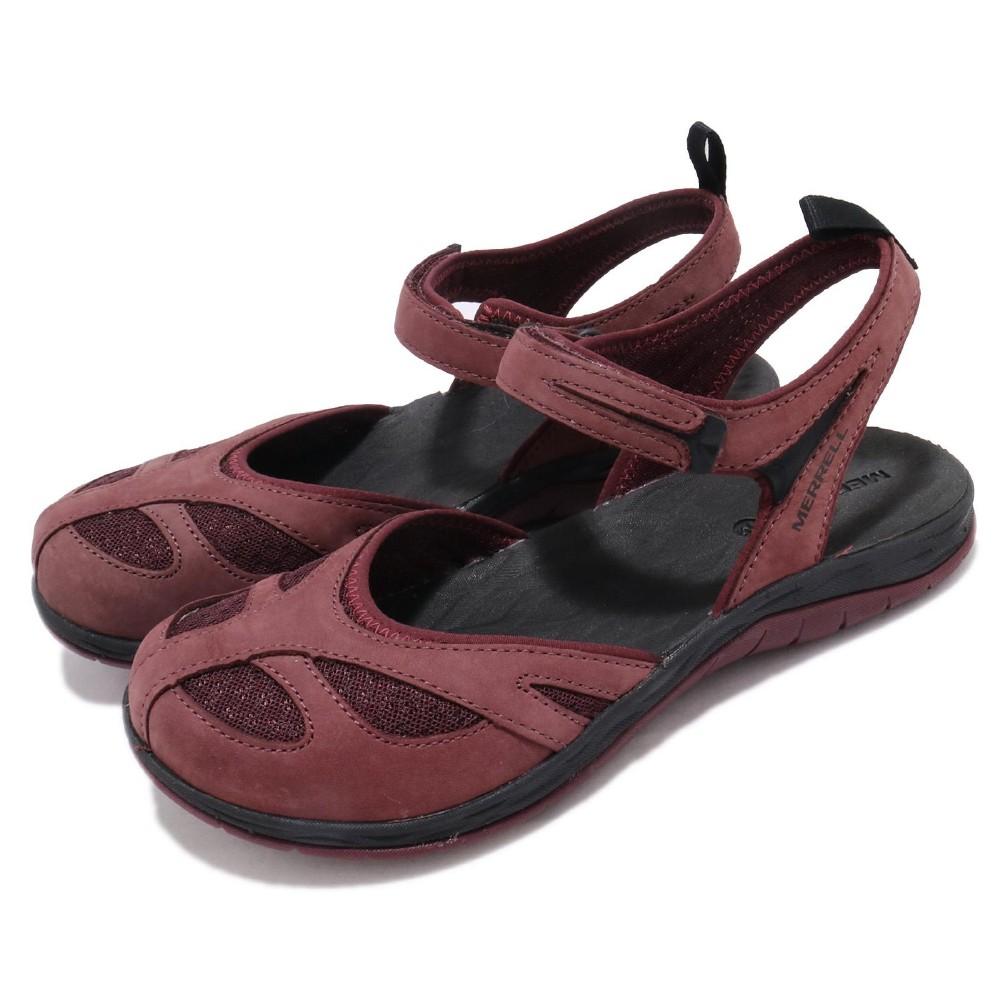 Merrell 涼拖鞋 Siren Wrap Q2 女鞋