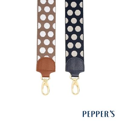 PEPPER S Freedom 圓點編織背帶 - 2色
