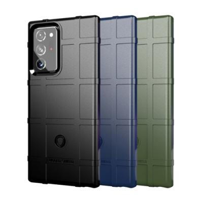 QinD SAMSUNG Galaxy Note 20 Ultra 戰術護盾保護套