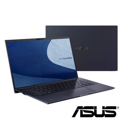 ASUS 華碩 B9400CEA 14吋商用筆電 (i5-1135G7/16G/1TB/W10 PRO/3年保固)