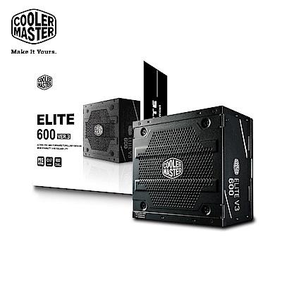 Cooler Master Elite V3 600電源供應器